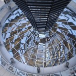 Visite du Reichstag à Berlin