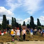 Puces de Mauerpark à Berlin