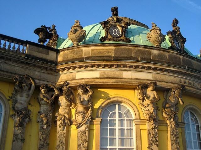 Palais berlin sans soucis