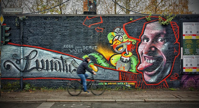 street mur berlin