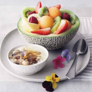 dejeuner fruits berlin