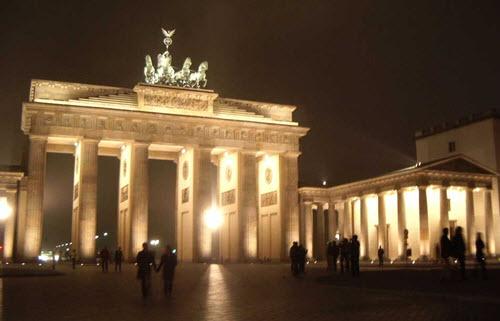 Berlin en calèche