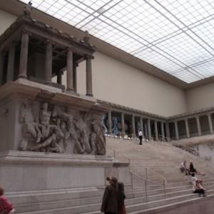 berlin ile aux musees