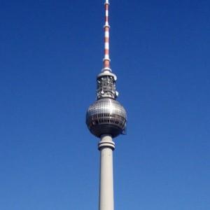 La tour Fernsehturm