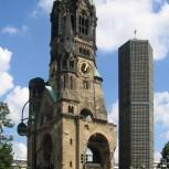 l'Église du souvenir à Berlin