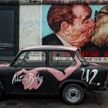 La East Side Gallery de Berlin