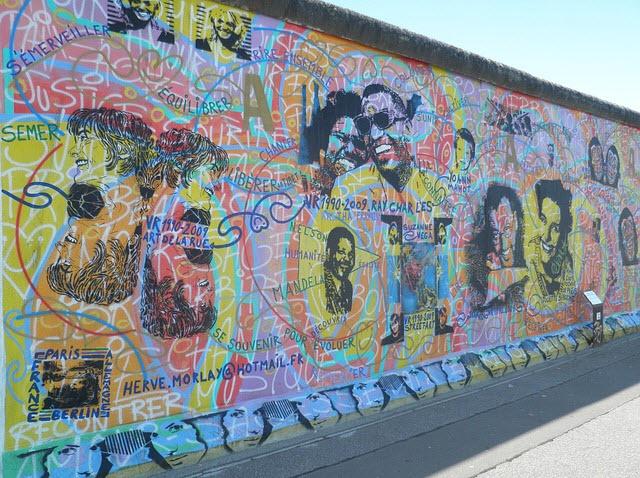 mur berlin art