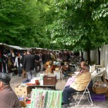 Les marchés aux puces de Berlin