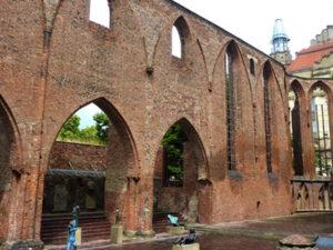 Découvrez le Monastère Klosterkirche de Berlin, une magnifique construction
