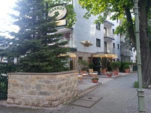 Découvrez le restaurant Marron à Berlin